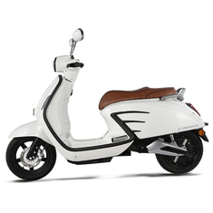 LED Light Electric Mobility Scooter Dimension 1875 * 700 * 1140mm Net Weight 88kg